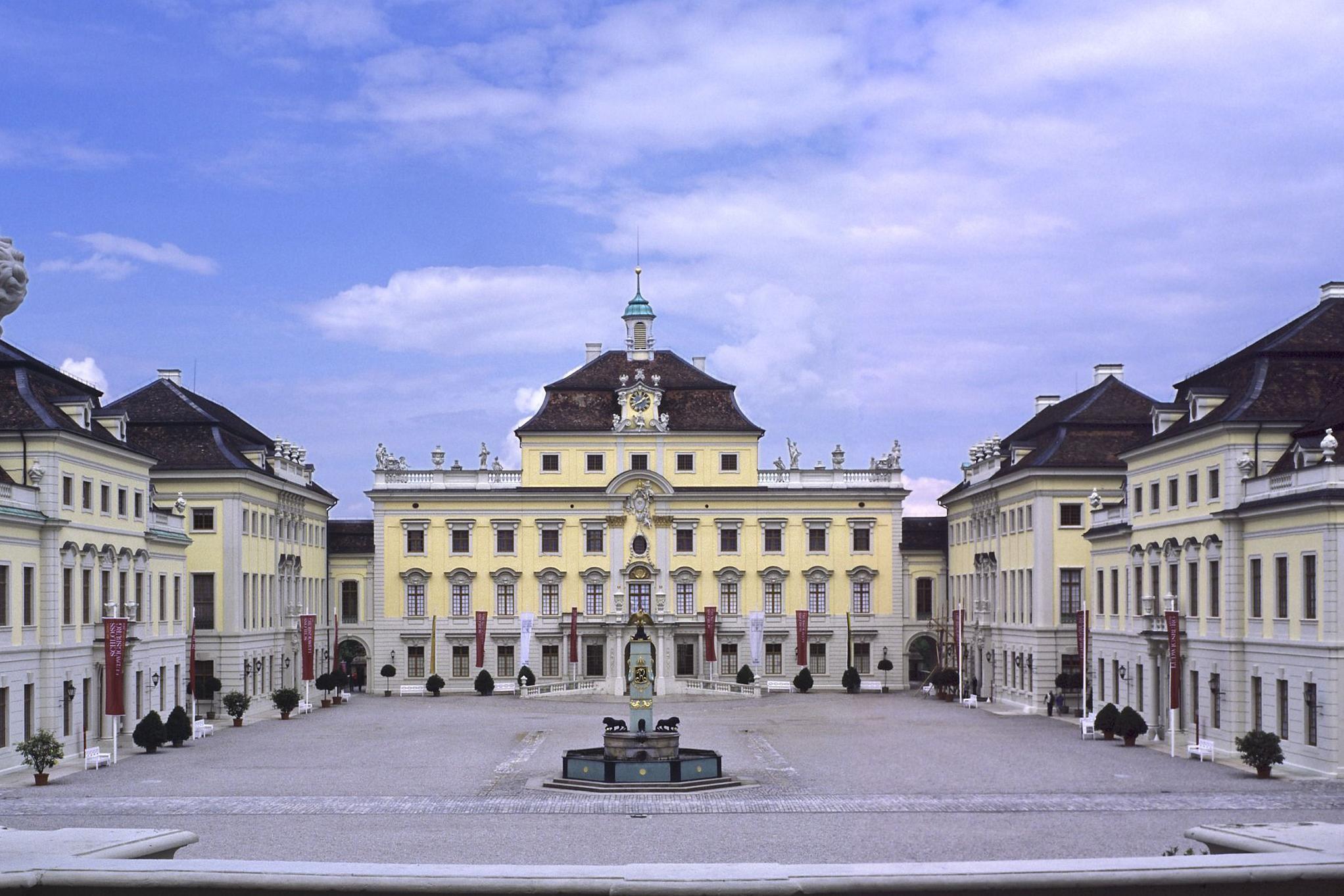 Führungen Schloss Ludwigsburg