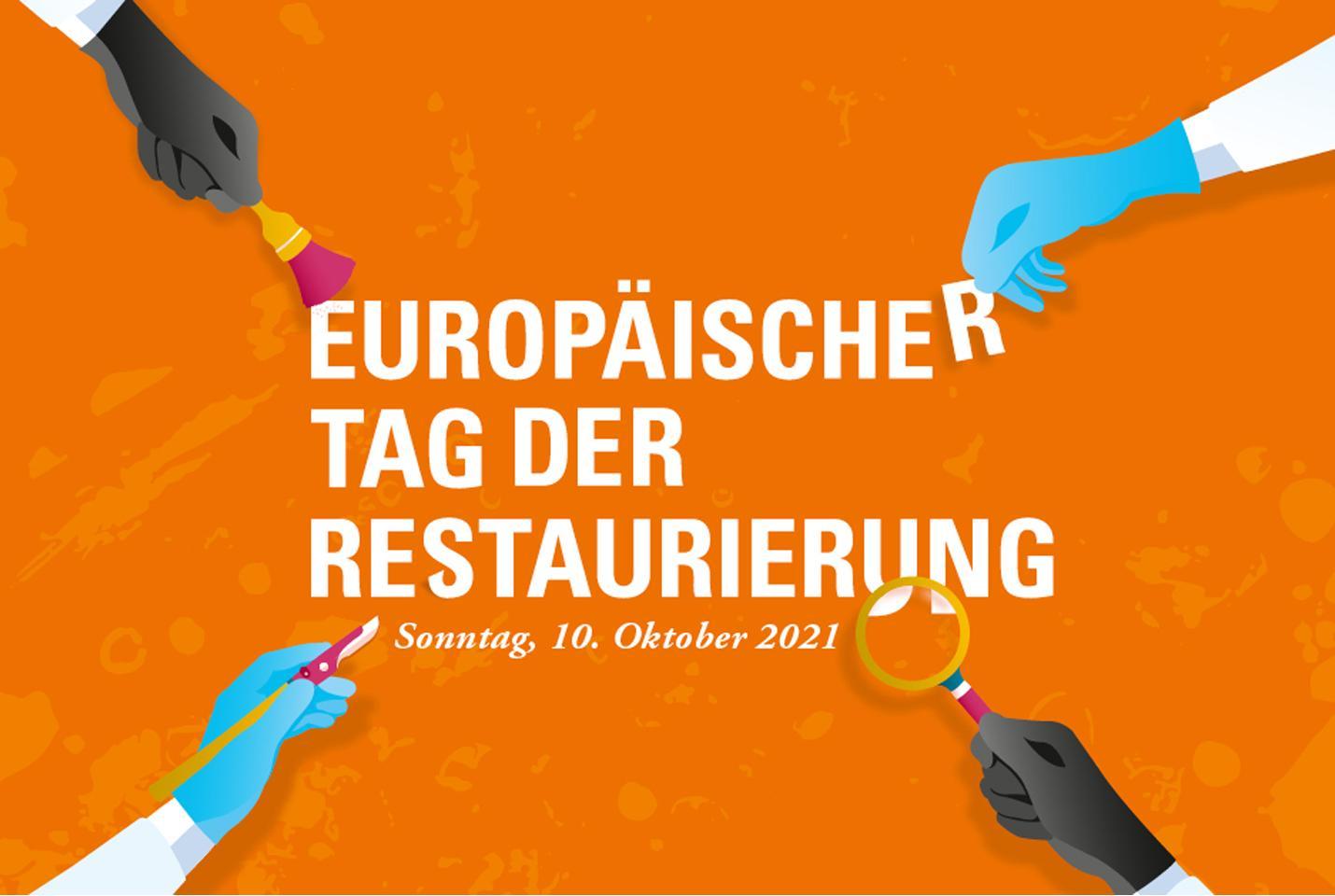 Europäischer Tag der Restaurierung