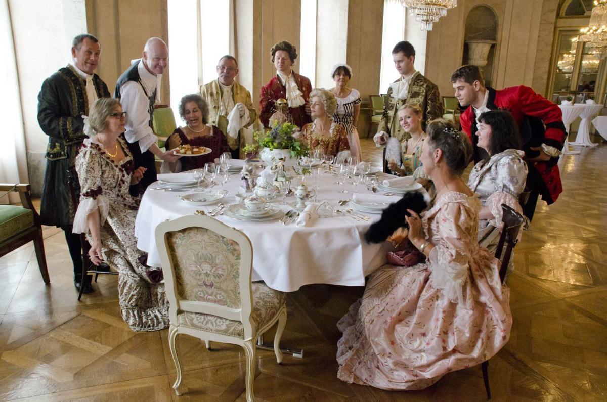 """""""Soirée Royale"""" im Residenzschloss Ludwigsburg; """"Soirée Royale"""" im Residenzschloss Ludwigsburg; """"Soirée Royale"""" im Residenzschloss Ludwigsburg, Norbert Stadler"""