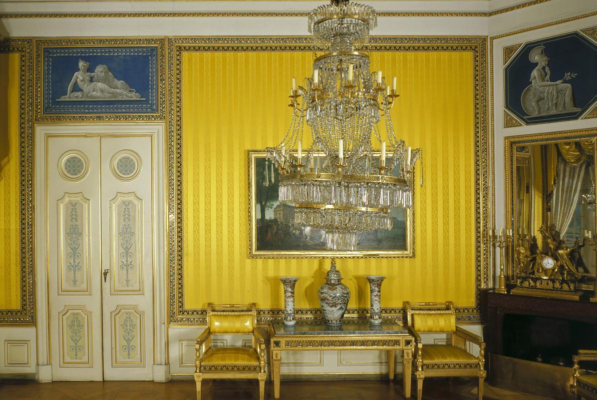 Konferenzzimmer König Friedrichs I. im Residenzschloss Ludwigsburg; Foto: Landesmedienzentrum Baden-Württemberg, Dieter Jäger