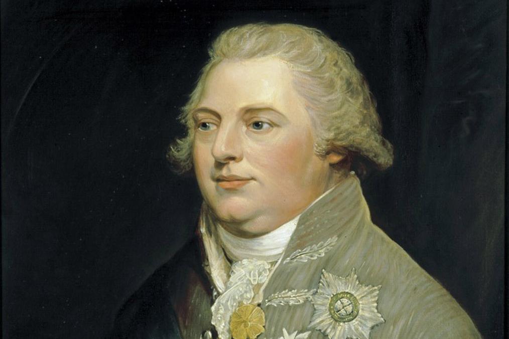 Ein Porträt König Friedrichs I. als Kronprinz vor 1797; Foto: Landesmedienzentrum Baden-Württemberg, Dieter Jäger