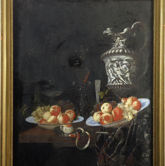 Residenzschloss Ludwigsburg, Gemälde mit Früchtestillleben