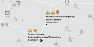 Region Stuttgart und Umgebung