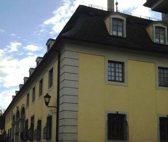 Kitchen building at Ludwigsburg Residential Palace. Image: Staatsanzeiger für Baden-Württemberg, Eva Kobelt