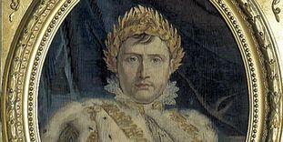 Napoleon Bonaparte, Gobelin in Schloss Ludwigsburg