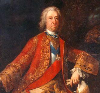 Portrait of Duke Eberhard Ludwig. Image: Staatliche Schlösser und Gärten Baden-Württemberg, Ludwigsburg local administration