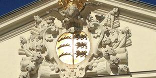 Das königliche Wappen