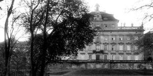 Residenzschloss Ludwigsburg, circa 1920.