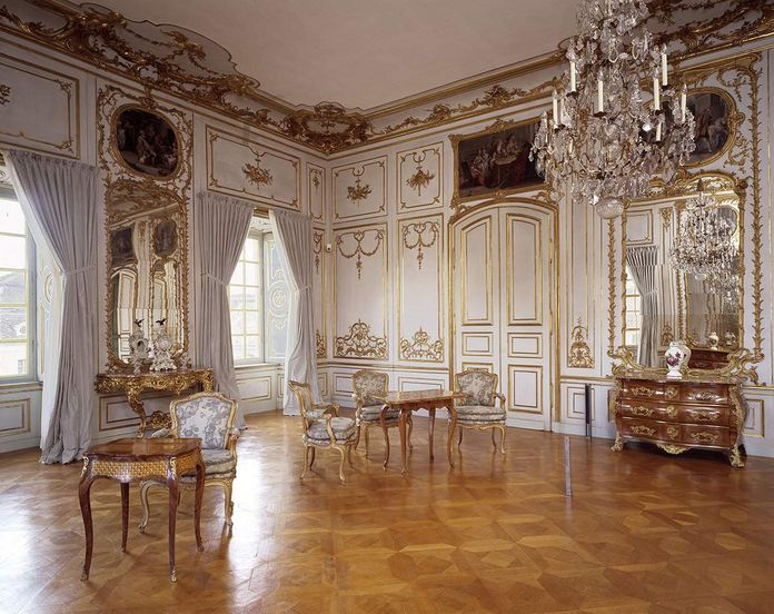 Ludwigsburg Palace, Second antechamber
