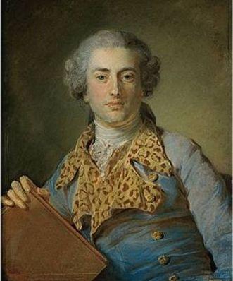 Der Choreograph Jean-Georges Noverre
