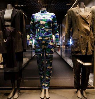 Designer pieces in the Ludwigsburg fashion museum. Image: Staatliche Schlösser und Gärten Baden-Württemberg, Norbert Stadler