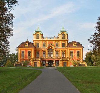 Schloss Favorite in Ludwigsburg; Foto: Staatliche Schlösser und Gärten Baden-Württemberg, Achim Mende