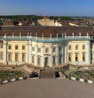 Neuer Hauptbau des Residenzschlosses Ludwigsburg