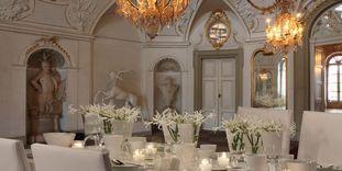 Gardesaal im Residenzschloss Ludwigsburg