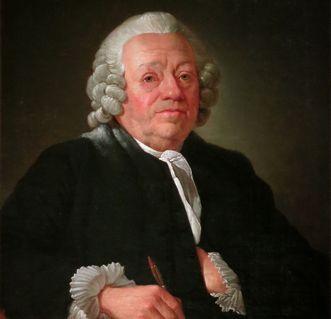 Porträt Jean-Nicholas Servandoni; Foto: Wikipedia, gemeinfrei