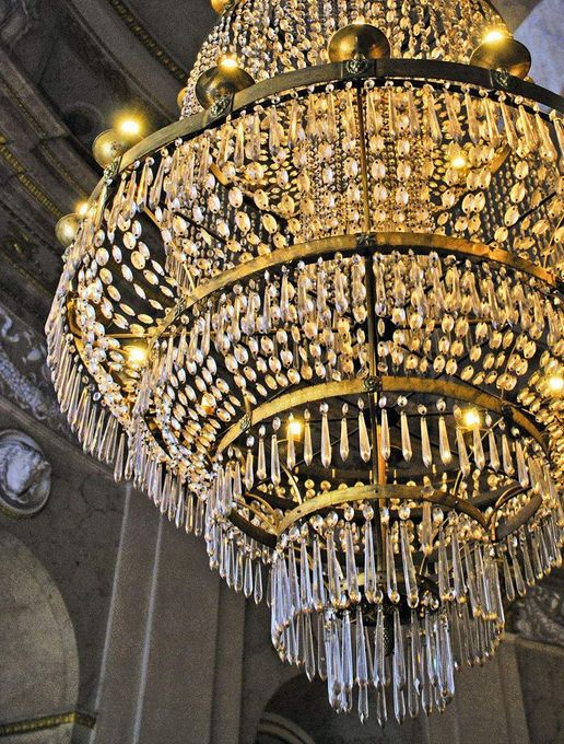 Ludwigsburg Palace, Chandelier