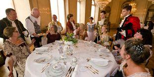 Ludwigsburg Residential Palace, soirée royale.