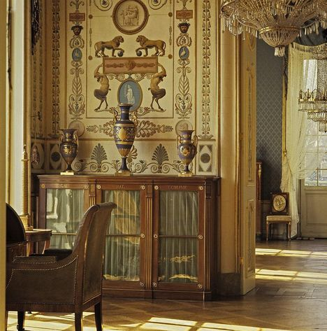 Ludwigsburg Palace, A look inside the records room