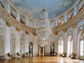 Château résidentiel de Ludwigsbourg; l'image: Staatliche Schlösser und Gärten Baden-Württemberg, Steffen Hauswirth