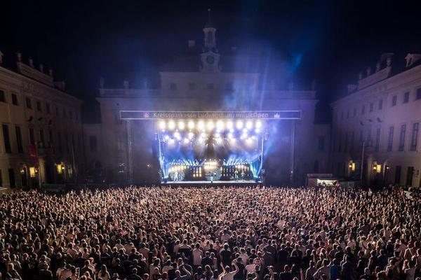 KSK Music Open in Ludwigsburg